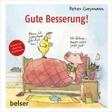 Peter Gaymann: Gute Besserung!, Buch