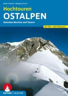 Edwin Schmitt: Hochtouren Ostalpen, Buch