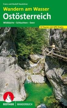 Franz Hauleitner: Wandern am Wasser Ostösterreich, Buch
