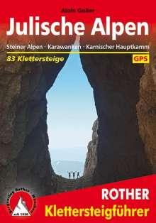 Alois Goller: Klettersteige Julische Alpen, Buch