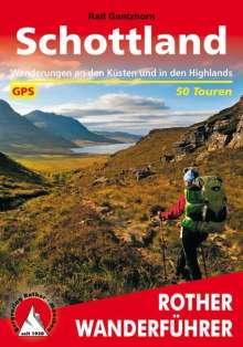Ralf Gantzhorn: Schottland, Buch