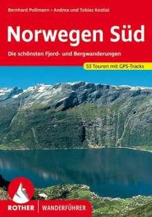 Bernhard Pollmann: Norwegen Süd, Buch