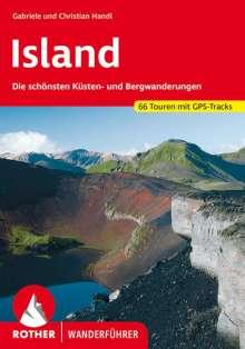 Christian Handl: Island, Buch