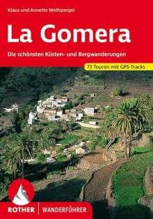Klaus Wolfsperger: La Gomera, Buch