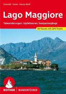 Jochen Schmidt: Lago Maggiore, Buch