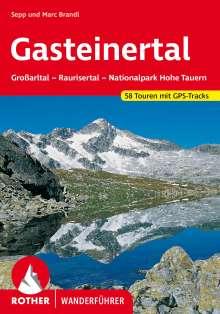 Sepp Brandl: Gasteinertal, Buch