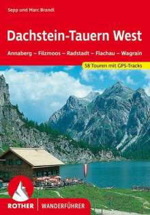 Sepp Brandl: Dachstein-Tauern West, Buch