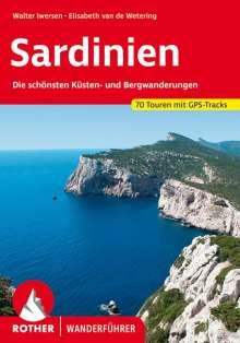 Walter Iwersen: Sardinien, Buch