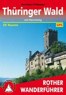 Bernhard Pollmann: Thüringer Wald, Buch