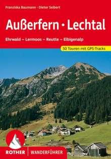 Dieter Seibert: Außerfern - Lechtal, Buch