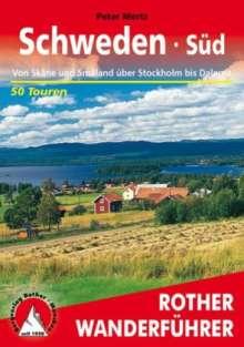 Peter Mertz: Schweden Süd, Buch