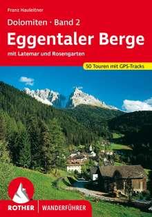 Franz Hauleitner: Dolomiten 2, Buch