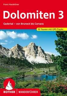 Franz Hauleitner: Dolomiten 3, Buch