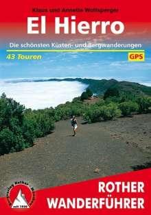 Klaus Wolfsperger: El Hierro, Buch