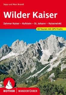 Sepp Brandl: Wilder Kaiser, Buch