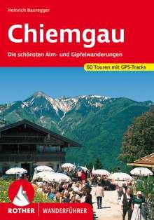 Heinrich Bauregger: Chiemgau, Buch
