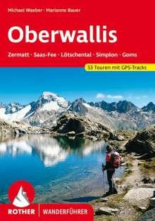 Michael Waeber: Wallis - Oberwallis, Buch