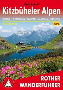 Sepp Brandl: Kitzbüheler Alpen, Buch