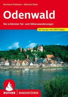 Bernhard Pollmann: Odenwald, Buch