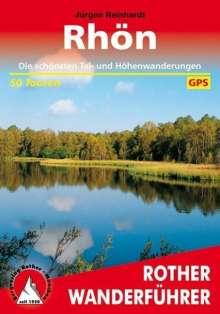 Jürgen Reinhardt: Rhön, Buch