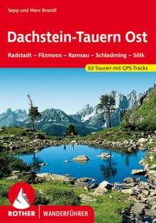 Sepp Brandl: Dachstein-Tauern Ost, Buch