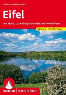 Dieter Siegers: Eifel, Buch
