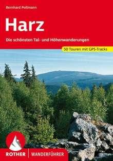 Bernhard Pollmann: Harz, Buch