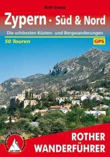 Rolf Goetz: Zypern · Süd & Nord, Buch