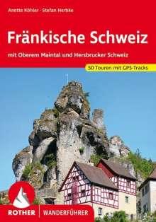 Anette Köhler: Fränkische Schweiz, Buch