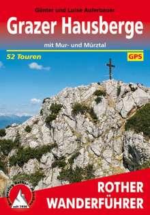 Günter Auferbauer: Grazer Hausberge, Buch
