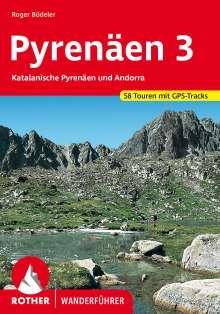 Roger Büdeler: Pyrenäen 3, Buch