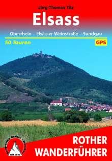 Jörg-Thomas Titz: Elsass, Buch