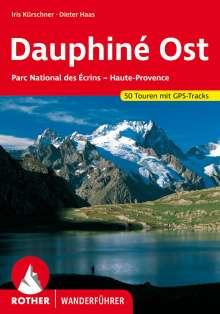 Iris Kürschner: Dauphiné Ost, Buch
