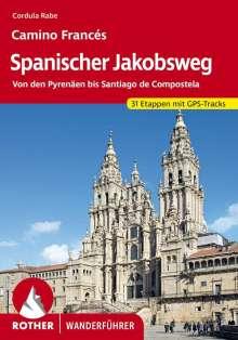 Cordula Rabe: Spanischer Jakobsweg, Buch
