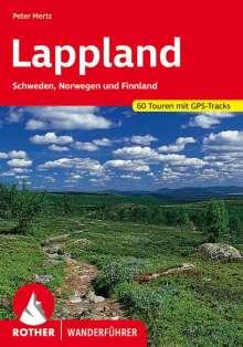 Peter Mertz: Lappland, Buch