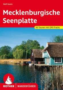 Rolf Goetz: Mecklenburgische Seenplatte, Buch