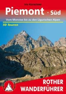 Iris Kürschner: Piemont Süd, Buch