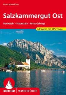 Franz Hauleitner: Salzkammergut Ost, Buch