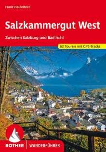 Franz Hauleitner: Salzkammergut West, Buch