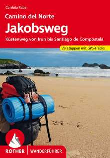 Cordula Rabe: Jakobsweg – Camino del Norte, Buch