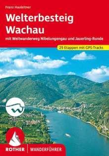 Franz Hauleitner: Welterbesteig Wachau, Buch