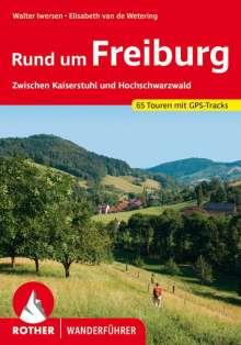 Walter Iwersen: Rund um Freiburg, Buch