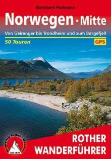 Bernhard Pollmann: Norwegen Mitte, Buch