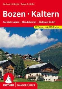 Gerhard Hirtlreiter: Bozen - Kaltern, Buch