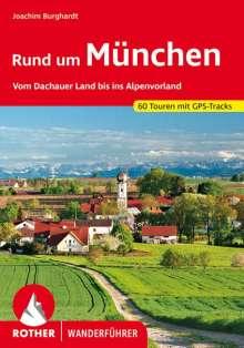 Joachim Burghardt: Rund um München, Buch
