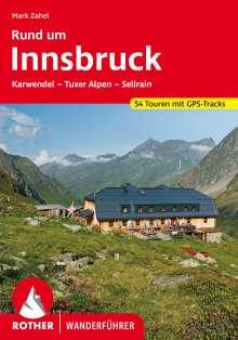Mark Zahel: Rund um Innsbruck, Buch
