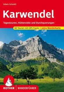 Edwin Schmitt: Karwendel, Buch