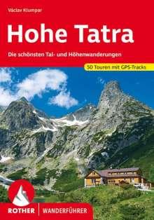 Václav Klumpar: Hohe Tatra, Buch