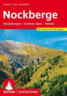 Alexandra Kimmer: Nockberge, Buch