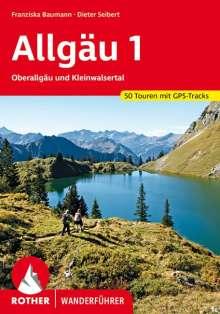 Franziska Baumann: Allgäu 1, Buch